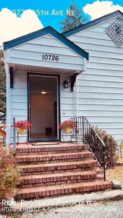 10726 15th Ave Ne, Seattle WA 98125 Photo