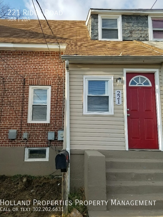 Townhouse for Rent in Claymont