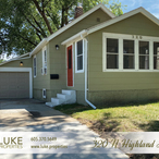 Luke properties 320 n highland ave sioux falls 57103 house for rent 01
