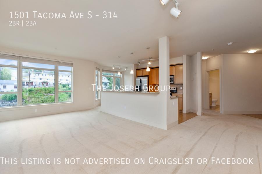 Gorgeous 2 Bedroom Condo - Central Tacoma! - Photo 4
