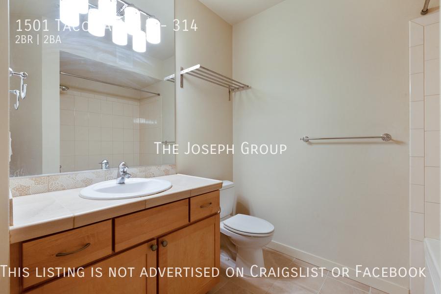 Gorgeous 2 Bedroom Condo - Central Tacoma! - Photo 14