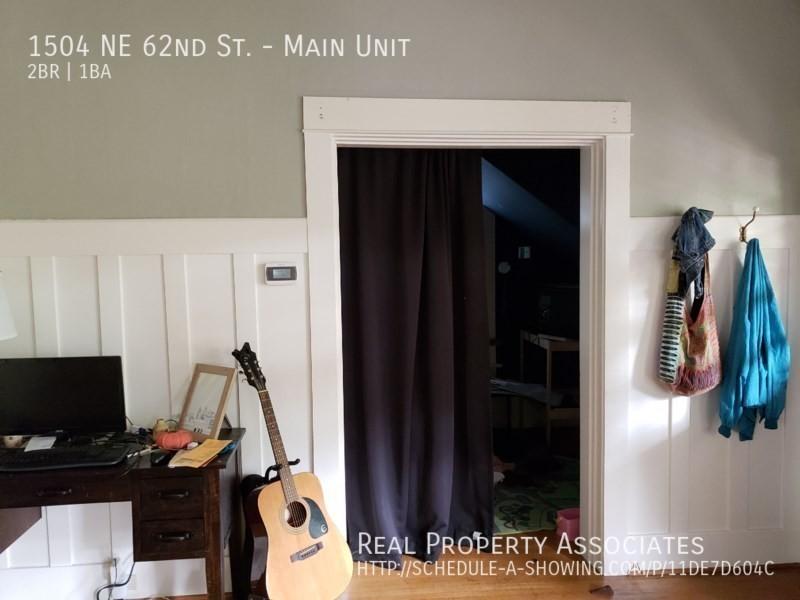1504 NE 62nd, Main Unit, Seattle WA 98115 - Photo 9