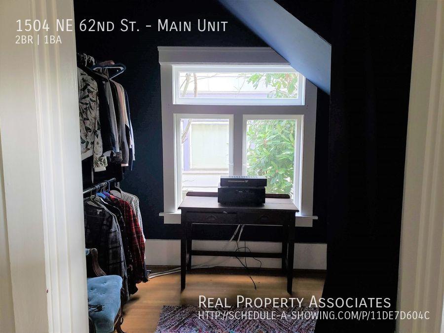 1504 NE 62nd, Main Unit, Seattle WA 98115 - Photo 10