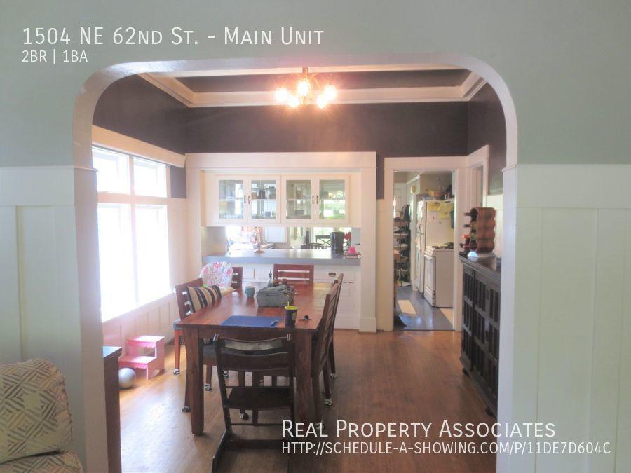 1504 NE 62nd, Main Unit, Seattle WA 98115 - Photo 13