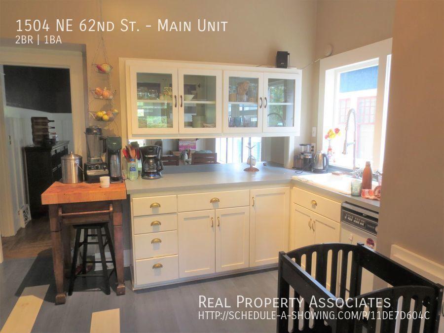 1504 NE 62nd, Main Unit, Seattle WA 98115 - Photo 15