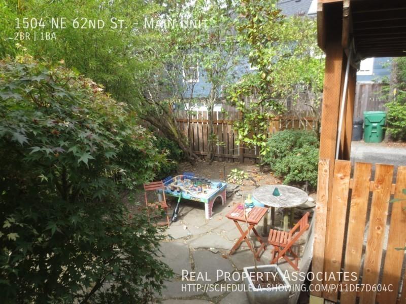 1504 NE 62nd, Main Unit, Seattle WA 98115 - Photo 22
