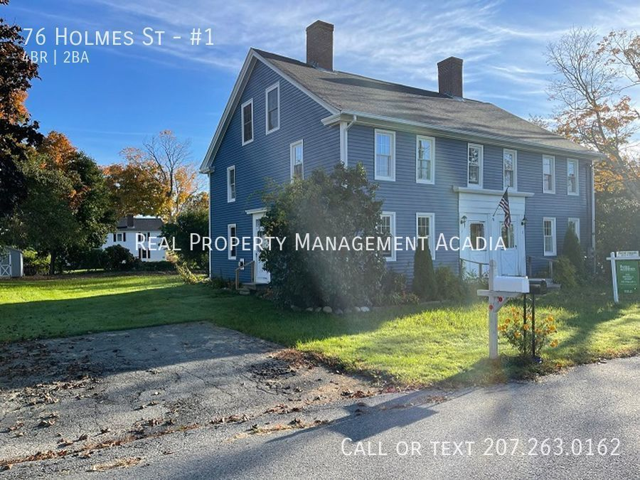 Apartment for Rent in Winterport
