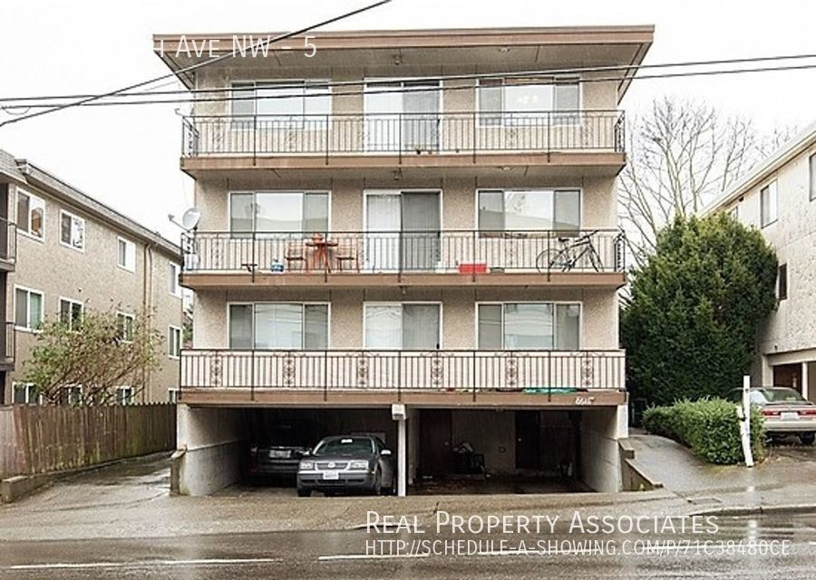 6511 24th Ave NW, 5, Seattle WA 98117 Photo