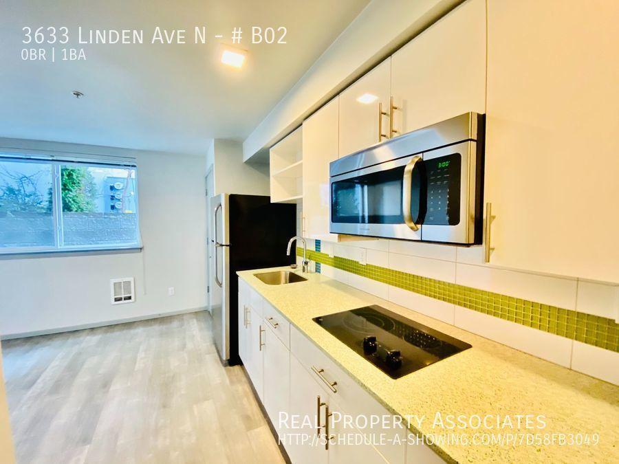 3633 Linden Ave N, # B02, Seattle WA 98103 Photo