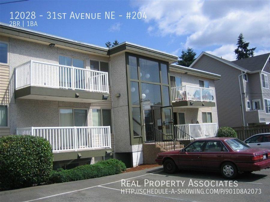 12028 - 31st Avenue NE, #204, Seattle WA 98125 Photo