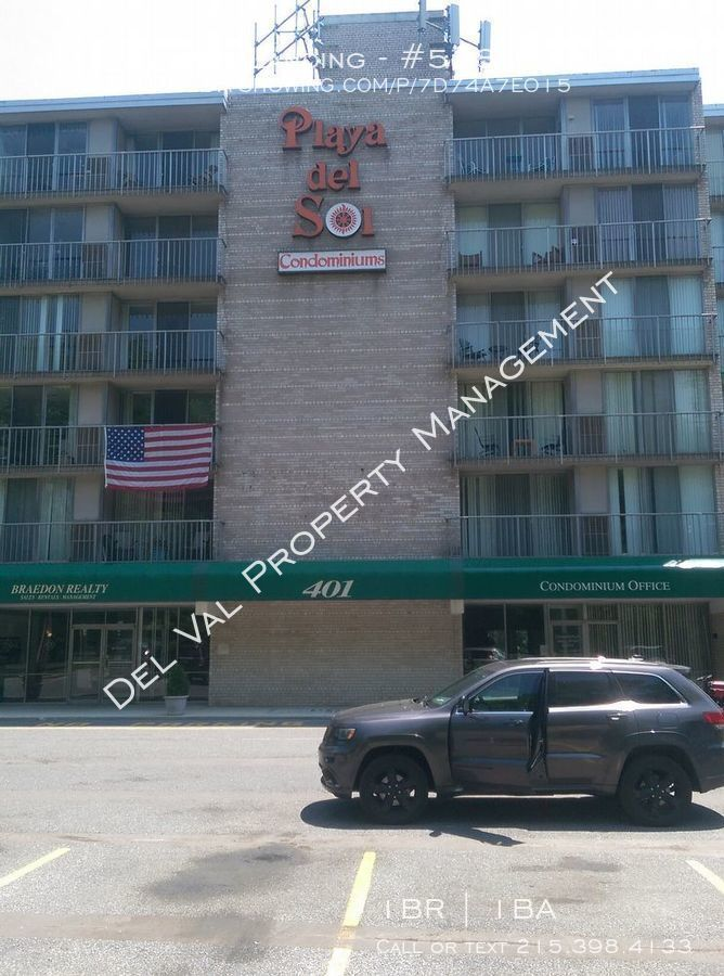 Condo for Rent in Cherry Hill