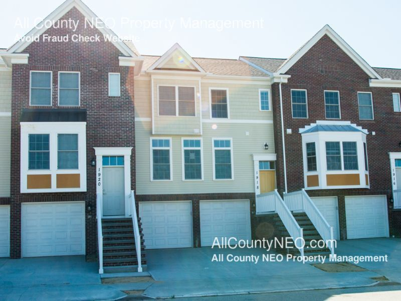 Townhouse for Rent in Cleveland
