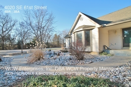 House for Rent in Berryton