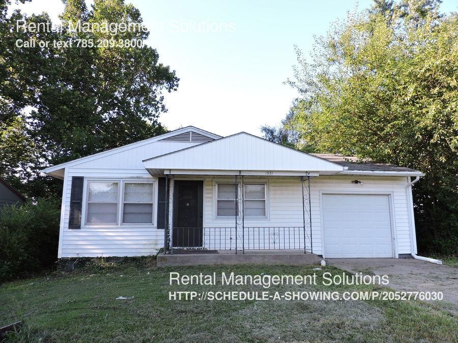 House for Rent in Topeka