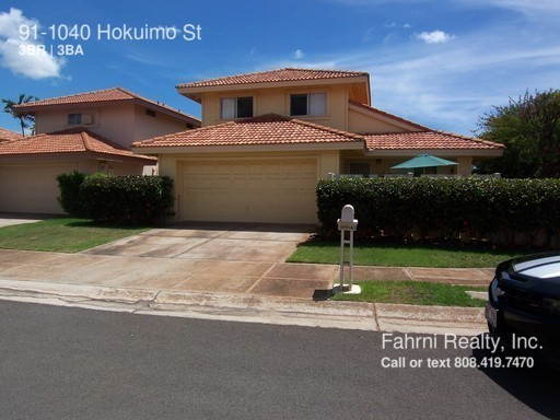 Kapolei houses for rent apartments in kapolei hawaii for Hawaii townhomes for rent