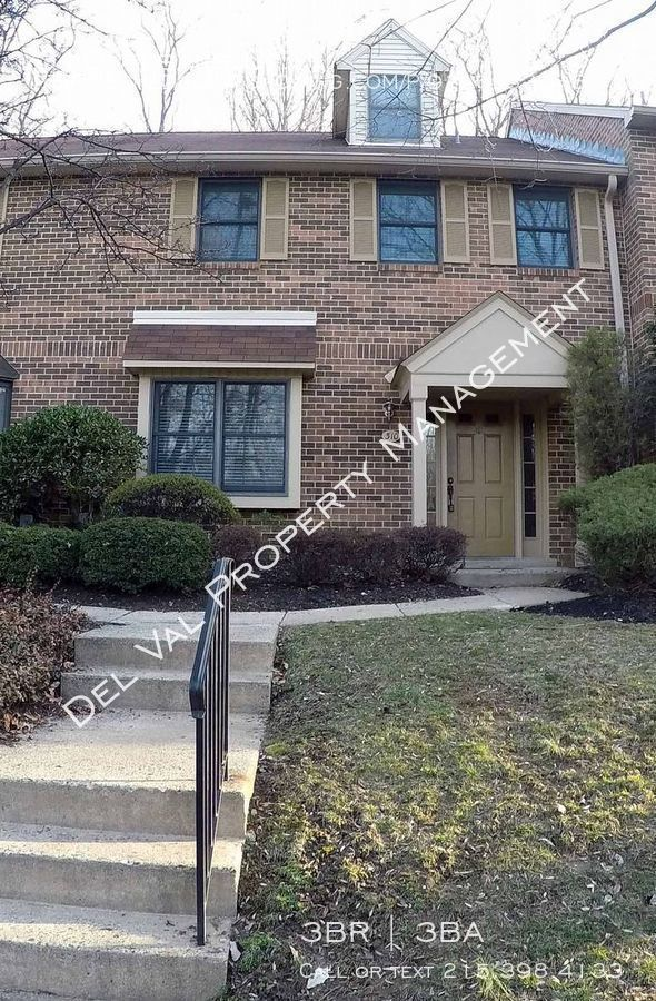 Townhouse for Rent in Malvern