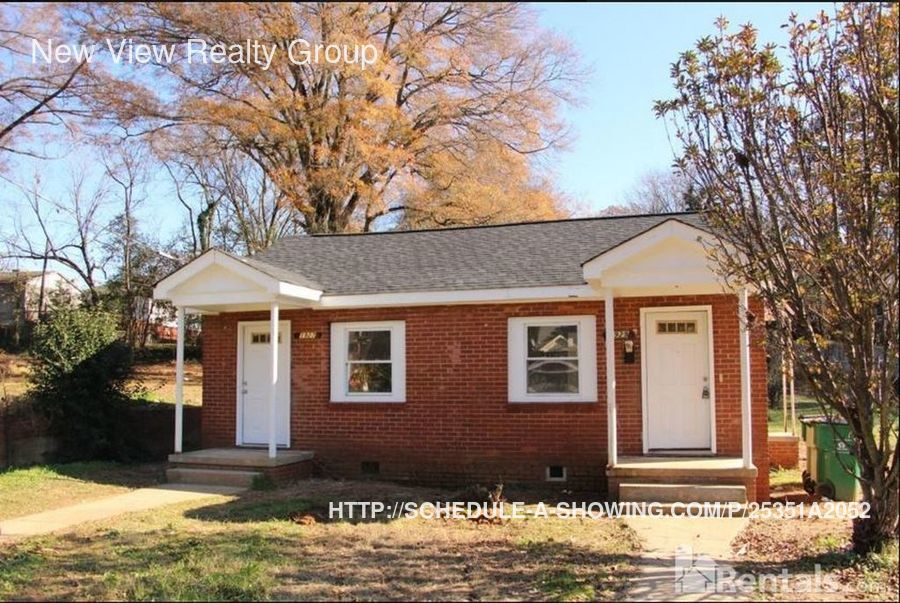 Wilmore 1 bedroom rental at 1929 merriman ave charlotte nc 28203 650 apartable 4 bedroom homes for rent in charlotte nc