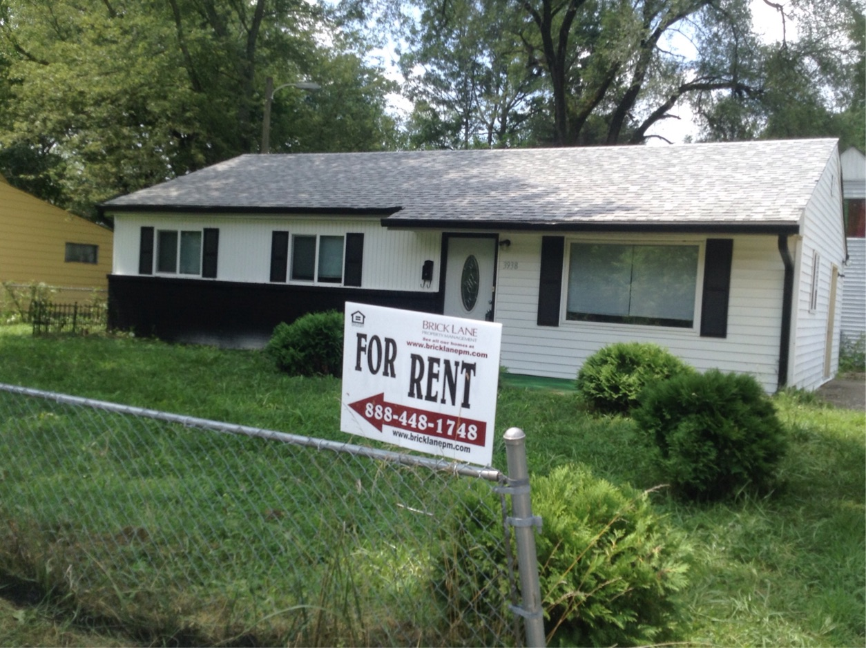 Indianapolis Houses for Rent in Indianapolis Indiana ...