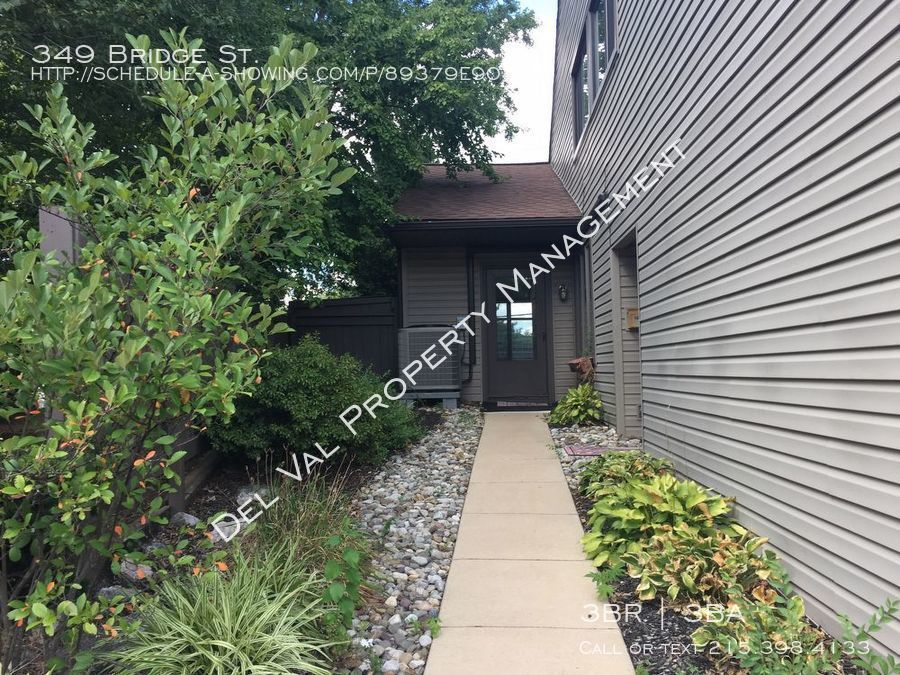 Townhouse for Rent in Collegeville