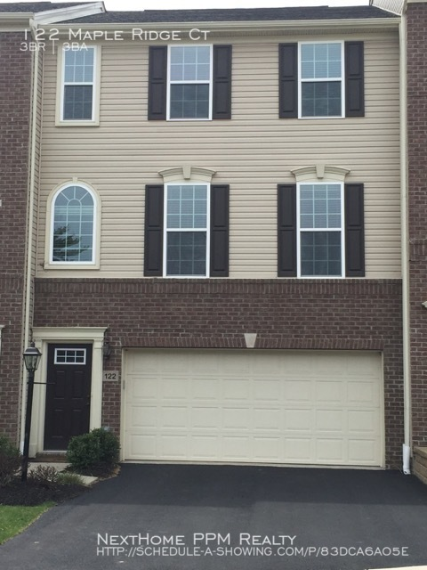 Townhouse for Rent in Canonsburg