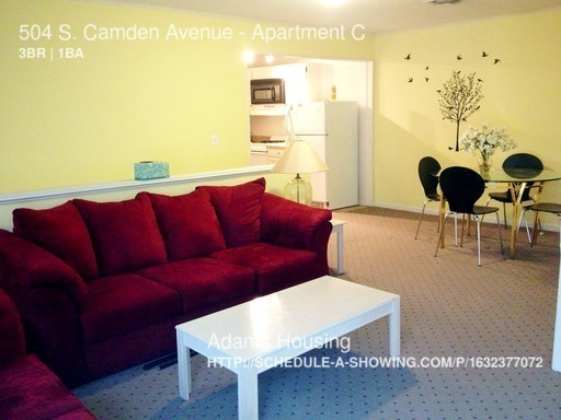 Apartment for Rent in Fruitland