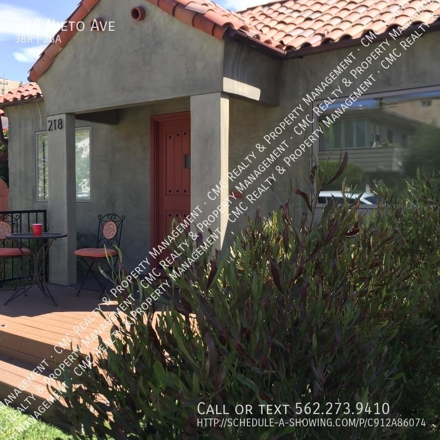 218 Nieto Ave, Long Beach, CA 90803