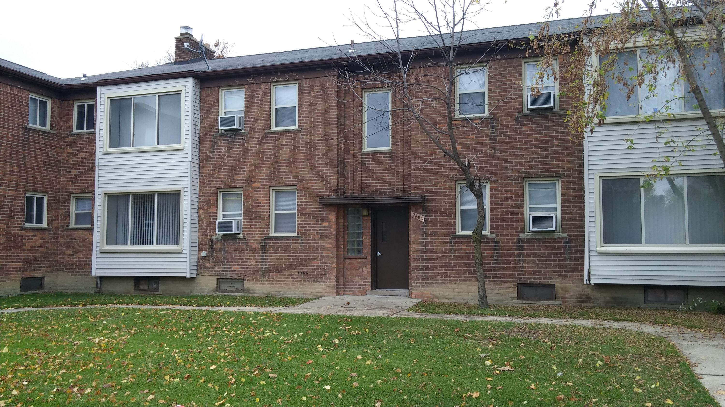 Apartment for Rent in Detroit