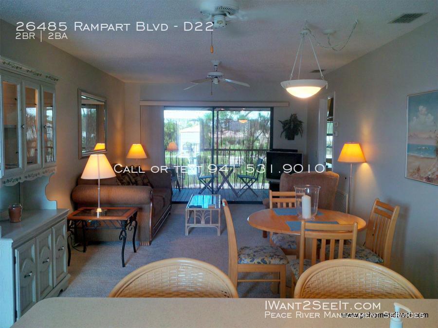 $1200 per month , D22 26485 Rampart Blvd,