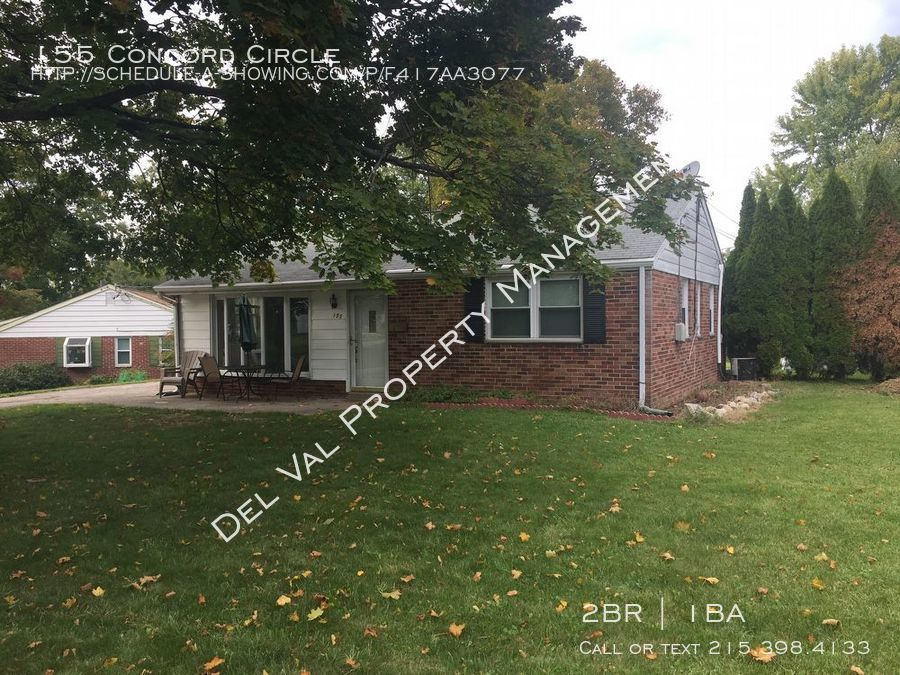 House for Rent in King Of Prussia