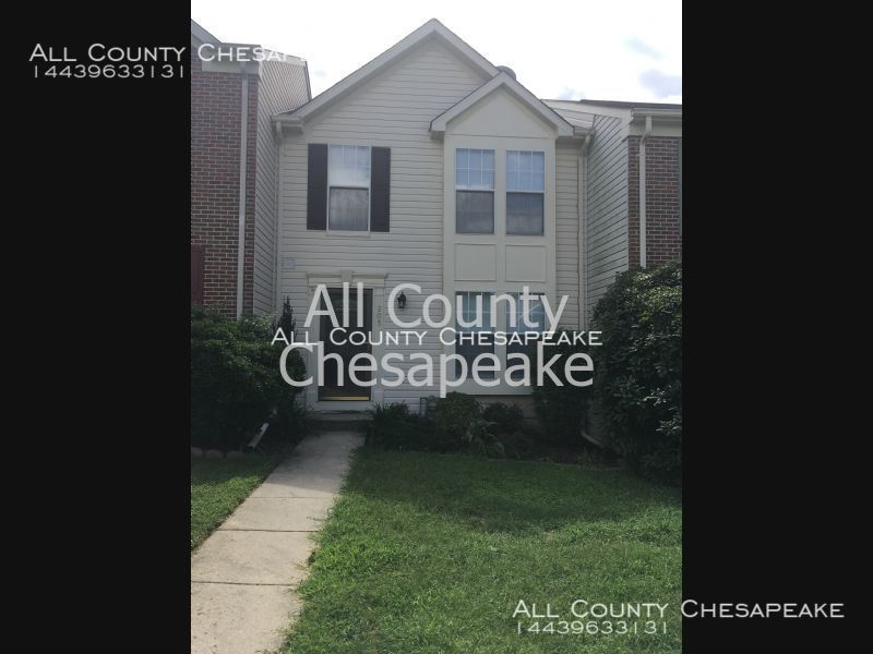 Townhouse for Rent in Abingdon