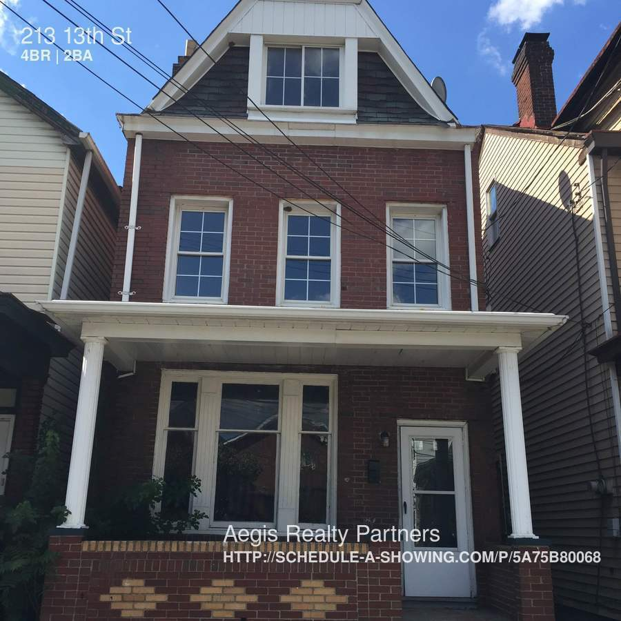 Pittsburgh Houses For Rent In Pittsburgh Pennsylvania