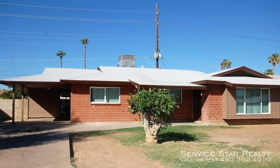 Pet Friendly for Rent in Phoenix