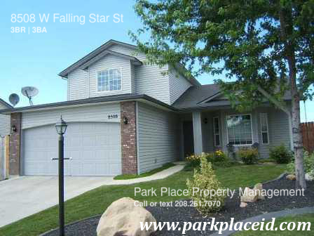 8508 W Falling Star St, Boise, ID 83709