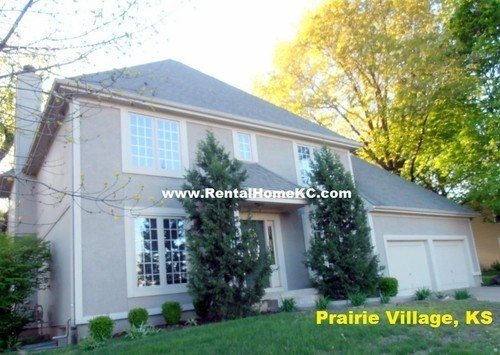 House for Rent in Prairie Village