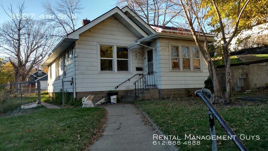 Mckinley 2 Bedroom Rental At 3507 4 Ave N Minneapolis Mn 55411 995 Apartable