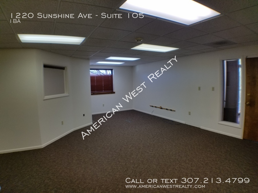$3020 per month  Suite 105 1220 Sunshine Ave