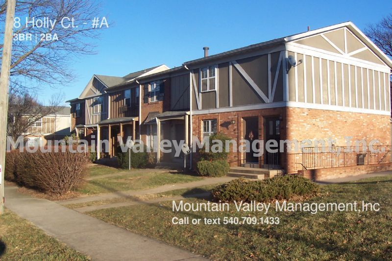 Townhouse for Rent in Harrisonburg