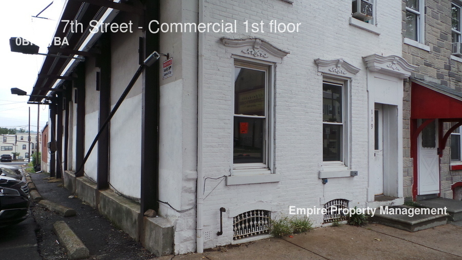 $400 per month , Commercial 1st floor 119 S 7th Street,
