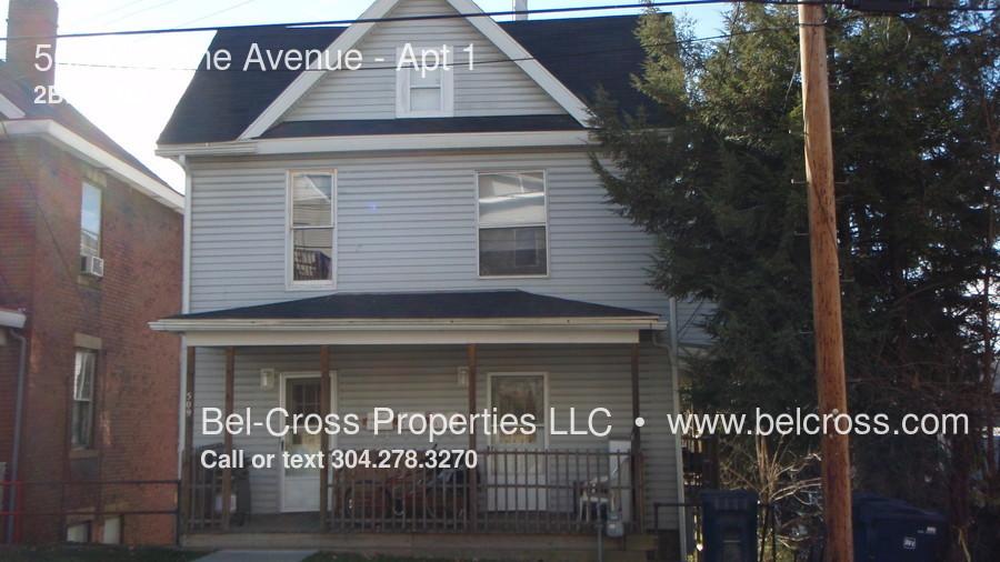 Morgantown 2 Bedroom Rental At 509 Mc Lane Ave Morgantown Wv 26505 Apt 1 800 Apartable