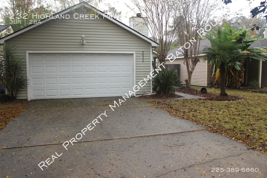House for Rent in Baton Rouge