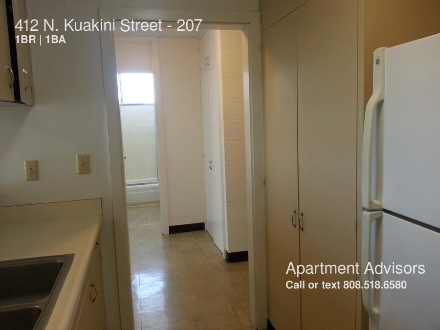 412 N Kuakini St, Honolulu, HI 96817