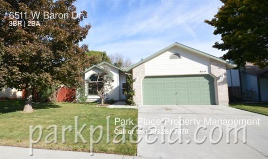 6511 W Baron Dr, Boise, ID 83714
