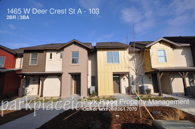 1465 W Deer Crest St # A, Meridian, ID 83646