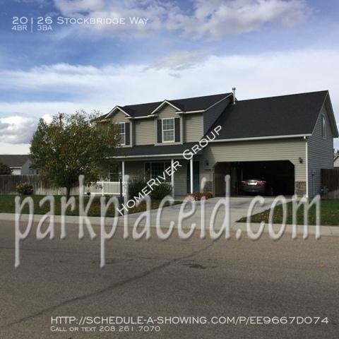 20126 Stockbridge Way, Caldwell, ID 83605