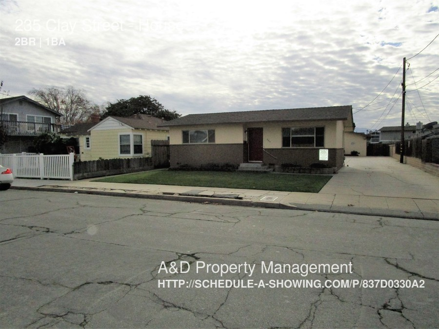 Apartment for Rent in Salinas