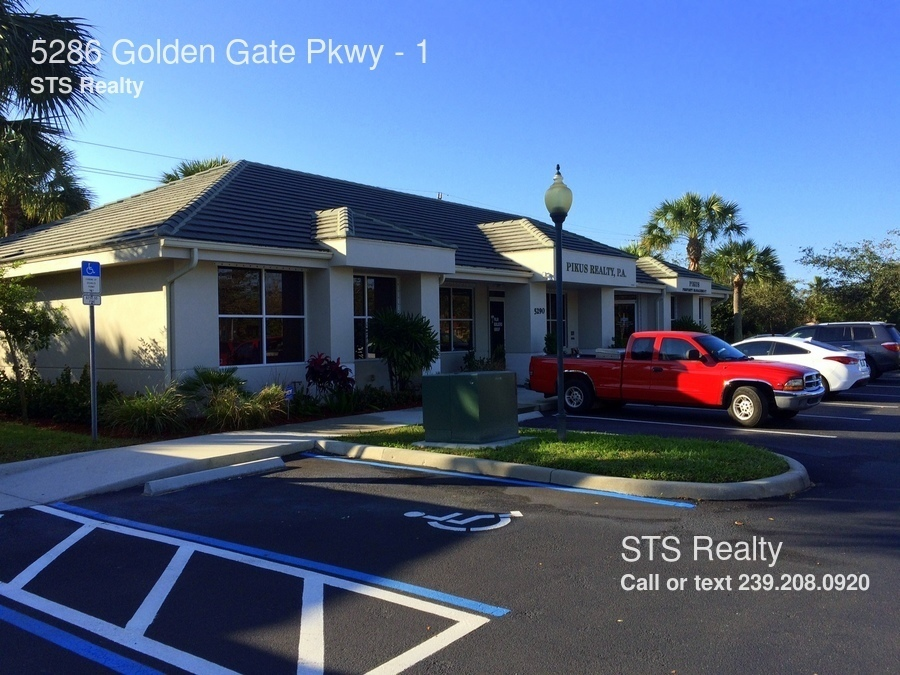 $1800 per month , 1 5286 Golden Gate Pkwy,