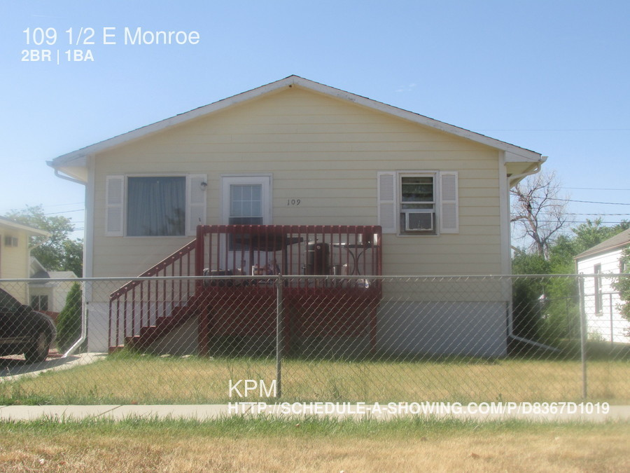 Rapid city houses for rent in rapid city south dakota for Rapid city home builders