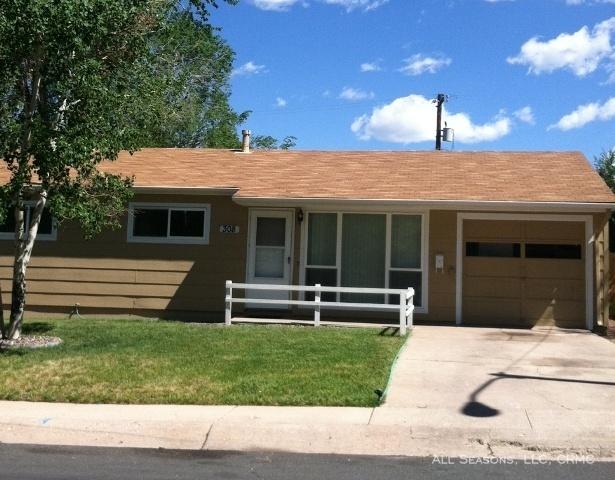 colorado springs 3 bedroom rental at 308 edgewood dr