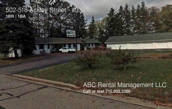 Apartment for Rent in Antigo