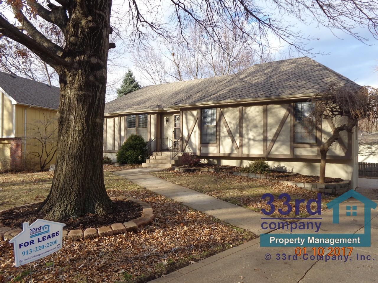 House for Rent in Lenexa